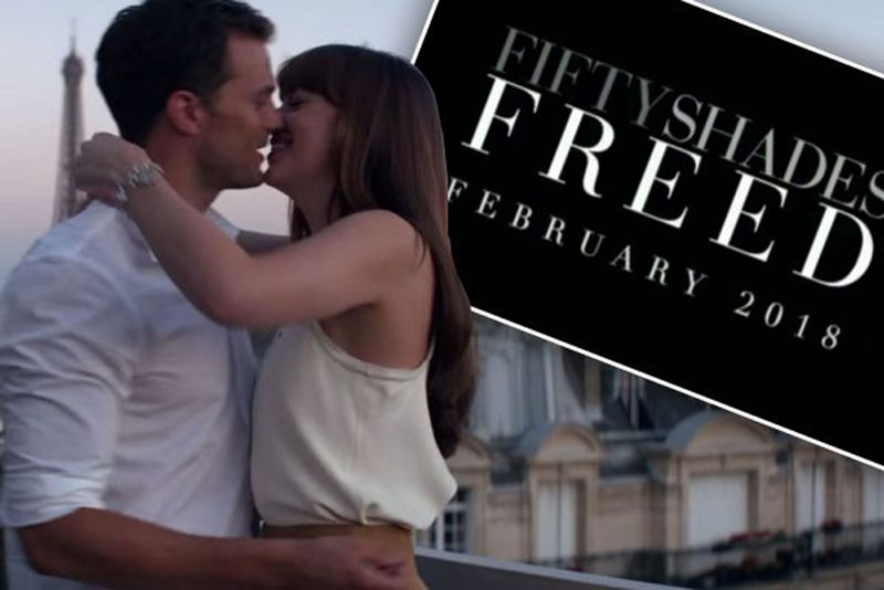 Fifty Shades Freed Trailer: The YouTube Comments and Twitter Reactions are Vicious